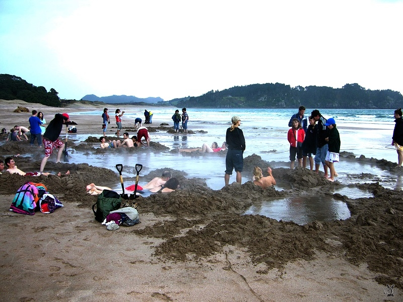 Hot water beach la piscina termale scavala da solo etaoin magazine - Prurito dopo bagno in piscina ...