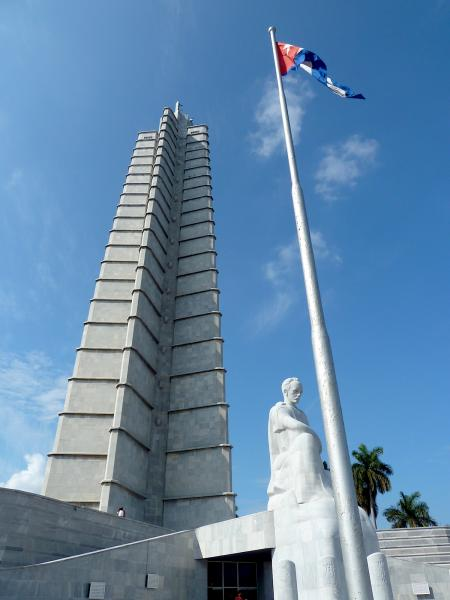 Plaza de la Revolucion(photo Terigi & Bianco)