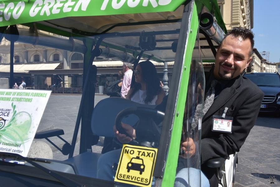 Lo staff di Eco Green Tour
