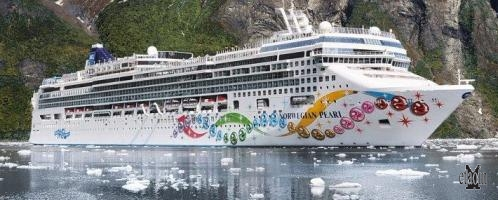 Crociera in Alaska (© Norwegian Cruise Line)